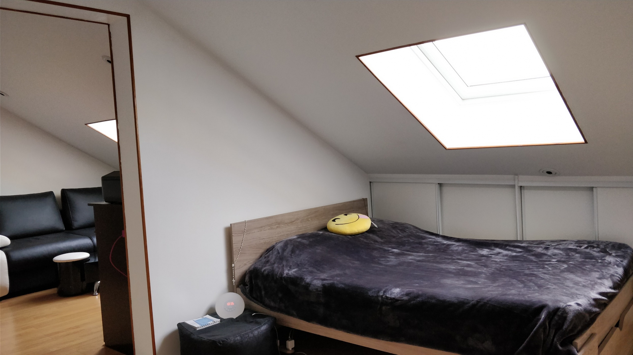 Chambre - Mezzanine
