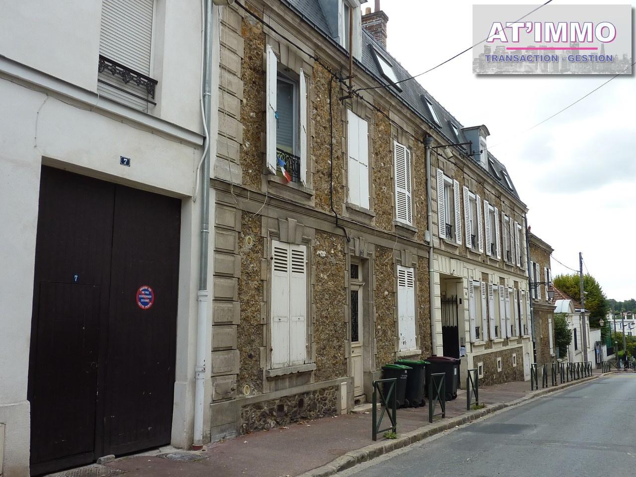 Vente studio 22 m en plein centre ville de boissy saint l ger for Code postal boissy saint leger